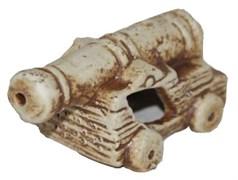 Корабельная пушка маленькая 6 см
