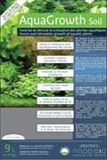 Prodibio AquaGrowth Soil 9 литров - питательный почвенный грунт для аквариумных растений, 1-3 мм