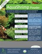 Prodibio AquaShrimp Powder Soil 3 л - питательный почвенный грунт для аквариума с креветками 0,6-1,2 мм