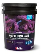 Red Sea Coral Pro 22,5 кг - морская соль с повышенным содержанием кальция для дистилированной воды..