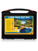 sera Aqua-Test Box (+ Сl) - набор тестов в чемоданчике