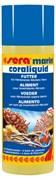 sera Coraliquid 250 мл - жидкий корм для кораллов