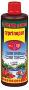 sera Cyprinopur 500 мл (на 10000 л воды) - средство против бактериальных инфекций и карпоеда у прудовых рыб