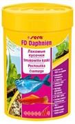 sera FD Daphnia (дафния) 100 мл (срок годности - 03/2020)