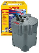 sera fil Bioactive 250 + УФ-система (5Вт) - внешний фильтр для аквариумов до 250 литров