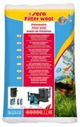 sera filter wool 250 г - наполнитель для тонкой очистки воды