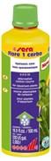 sera flore 1 carbo 500 мл- на 1000 литров  - удобрение для растений