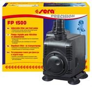 sera FP 1500 - помпа для воды, 1500 л/ч, высота подъёма - 2,5 м, d=20 мм