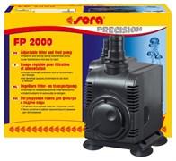 sera FP 2000 - помпа для воды, 2000 л/ч, высота подъёма - 3 м, d=20 мм