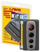 sera Glas-Clear *TА6* - магнитный скребок со встроенным жидкостным термометром