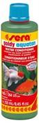 sera Goldy Aquatan 250 мл - препарат для подготовки водопроводной воды для золотых рыбок