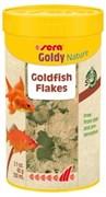 sera Goldy Nature 250 мл (60 г) - корм для рыб в хлопьях