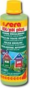 sera kH-pH-plus 250 мл - средство для увеличения карбонатной жёсткости и pH
