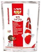 sera KOI Professional Spirulina Color 2,2 кг - корм для карпов Кои