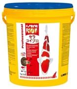 sera KOI Professional Spirulina Color 7 кг - корм для карпов Кои