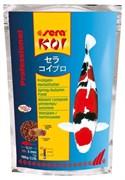 sera KOI Professional весна-осень 1 кг - корм для карпов Кои