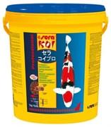 sera KOI Professional весна-осень 7 кг - корм для карпов Кои
