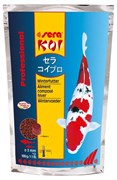 sera KOI Professional зима 500 г - корм для карпов Кои