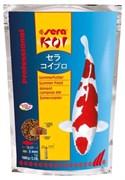 sera KOI Professional лето 1 кг - корм для карпов Кои