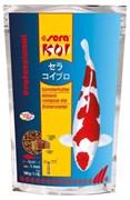 sera KOI Professional лето 500 г - корм для карпов Кои