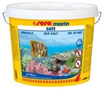 SERA marin basic salt 20 кг (ведро) - морская соль для аквариума