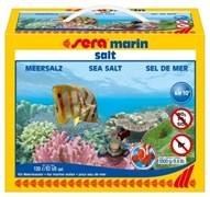 SERA marin basic salt 3,9 кг - морская соль для аквариума
