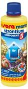 sera marin component 5 - Strontium 250 мл - препарат для поддержания концентрации стронция в морском аквариуме