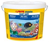 SERA marin reef salt 20 кг - морская соль для *рифового* морского аквариума