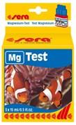 sera Mg-Test - тест на магний для морского аквариума