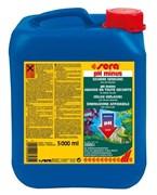 sera pH-minus 5 л - средство для снижения pH (на 20.000 воды)