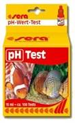 sera pH-Test - тест на pH
