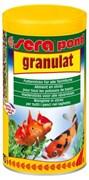 sera pond (Bio)granulat 1 л (палочки) - корм для прудовых рыб