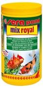 sera pond Mix Royal 1 л - корм для всех видов прудовых рыб