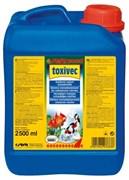 sera pond Toxivec 2,5 л - средство для устранения токсинов в прудовой воде - на 50.000 литров воды