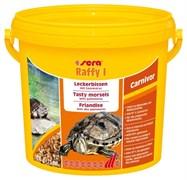 sera Raffy I  3,8 л - корм для плотоядных рептилий