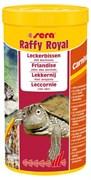sera Raffy Royal 1000 мл - корм-лакомство для черепах