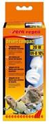 sera Reptil Desert compact 20 Вт - лампа для террариума (излучение УФ-Б - 10%)