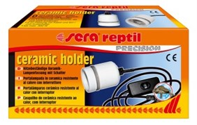 sera Reptil Holder - керамический патрон для ламп