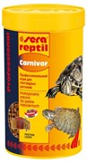 sera Reptil Professional Carnivor 250 мл