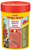 sera Shrimps natural 100 мл - корм для креветок