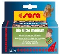 sera siporax algovec Professional 35 г - специальный наполнитель для подавления роста водорослей - для аквариума до 100 литров