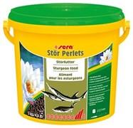 sera Stor Perlets 3,8л - корм для осетровых рыб