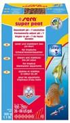 sera Super Peat 500 г - гранулированный торф для аквариумных фильтров