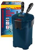 sera UVC -Xtreme 1200 - внешний фильтр для аквариумов с УФ-стерилизацией и электронным управлением - для аквариумов от 200 до 1200 л
