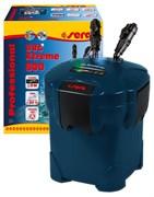 sera UVC -Xtreme 800 - внешний фильтр для аквариумов с УФ-стерилизацией и электронным управлением - для аквариумов от 100 до 800 л