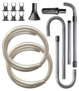 sera набор аксессуаров для serafil bioactive 130/130+UV (шланги, присоски, флейта, соед.