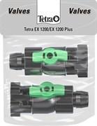 Tetra - краны для внешних фильтров Tetra EX-1200, 1200 plus (2 шт.)