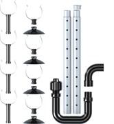 Tetra - набор трубок и присосок для выходного тракта фильтров Tetra EX-1200