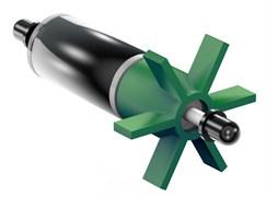 Tetra - ротор для внешего фильтра Tetra EX-600/EX-600plus + керамическая ось