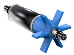 Tetra - ротор для внешего фильтра Tetra EX-800plus + керамическая ось
